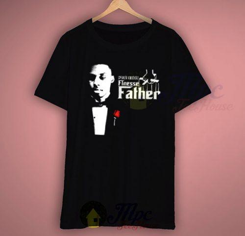 Speaker Knockerz Finesse Father Hip Hop Legend T Shirt