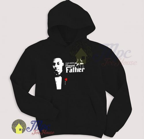 Speaker Knockerz Finesse Father Legend Hip Hop Hoodie