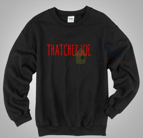 Thatcherjoe Youtuber Sweatshirt