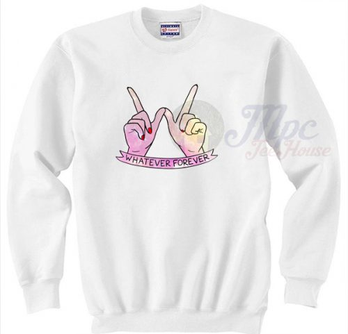 Whatever Forever Hand Sweater