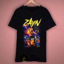 Zayn Malik Zombie City T Shirt