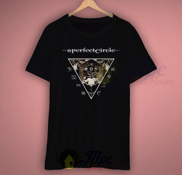 A Perfect Circle Rock Band T Shirt