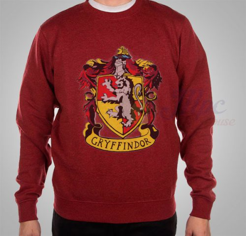 Gryffindor Symbol Harry Potter Sweater