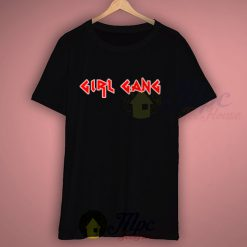Heavy Metal Girl Gang T Shirt