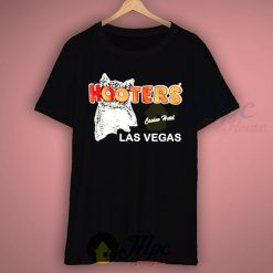 Hooters Casino Hotel Las Vegas T Shirt