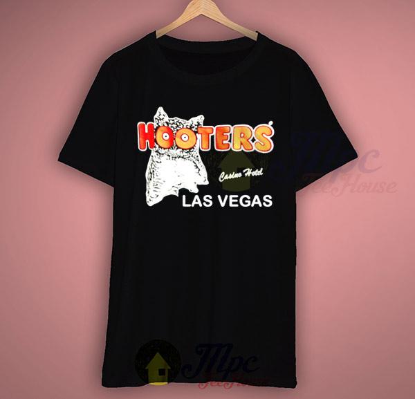ce7739911 Hooters Casino Hotel Las Vegas T Shirt – Mpcteehouse: 80s Tees