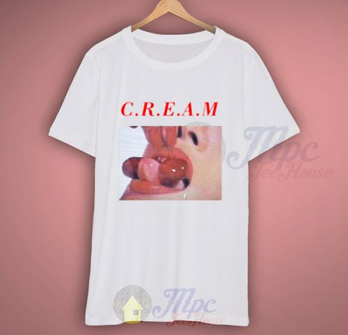 Ice Cream Sexy Lips T Shirt
