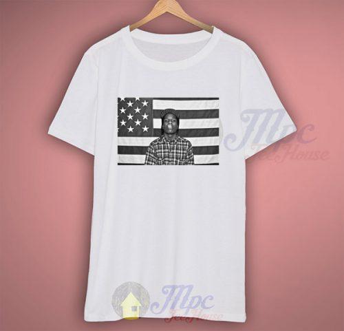 Live Love Asap Rocky Hip Hop Legend T Shirt