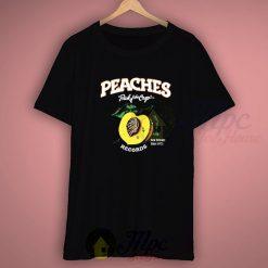 Peaches Vintage Records T Shirt