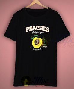 Peaches Vintage Records T Shirt
