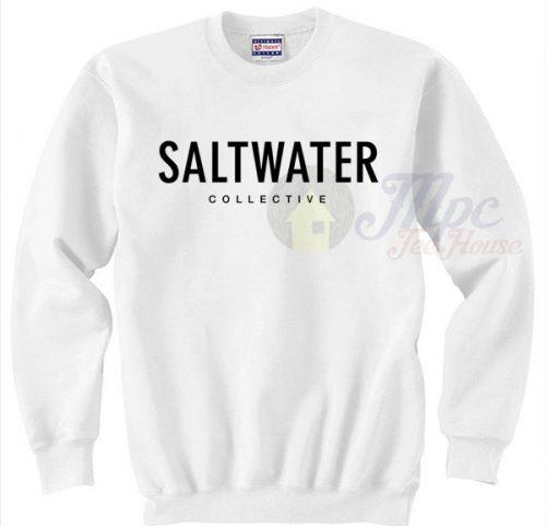 Saltwater Collective Crewneck Sweatshirt