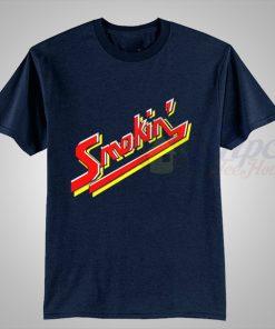 Smokin Classic Rock T shirt