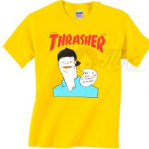 Thrasher Magazine Gonz Cover T Shirt