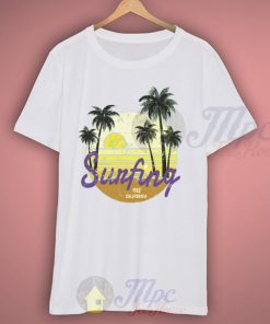 Vintage Summer Holiday T Shirt