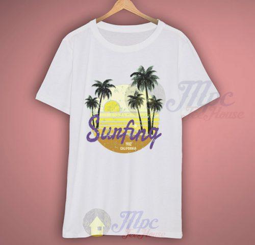 Vintage Summer Holiday T Shirt