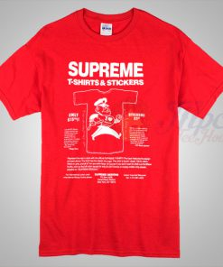 Vintage Supreme T Shirts And Stickers