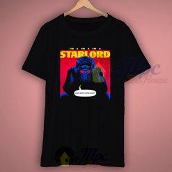 I'm A Star lord Guardians Galaxy T Shirt