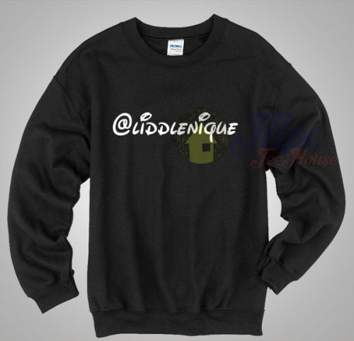 Liddlenique Selebgram Unisex Sweater
