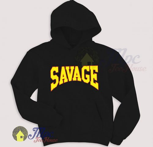 Savage 21 Black Hoodie