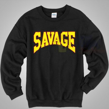 Savage 21 Crewneck Sweatshirt