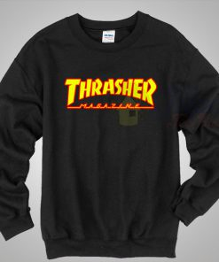 Thrasher Magazine Sweater