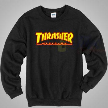 Thrasher Magazine Sweater