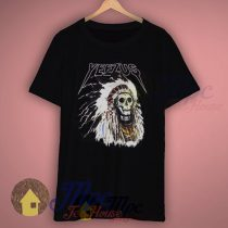 Yeezus Indian Skull Concert T Shirt