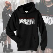 Destination Unknown Unisex Hoodie Black