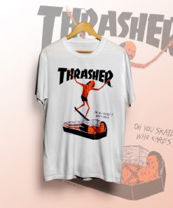 Thrasher Surf X Neckface
