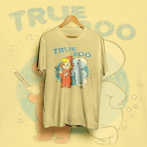 Casper The Friendly GhostTrue Boo T-Shirt