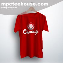 Chucky Child Play 80s Movie T Shirt