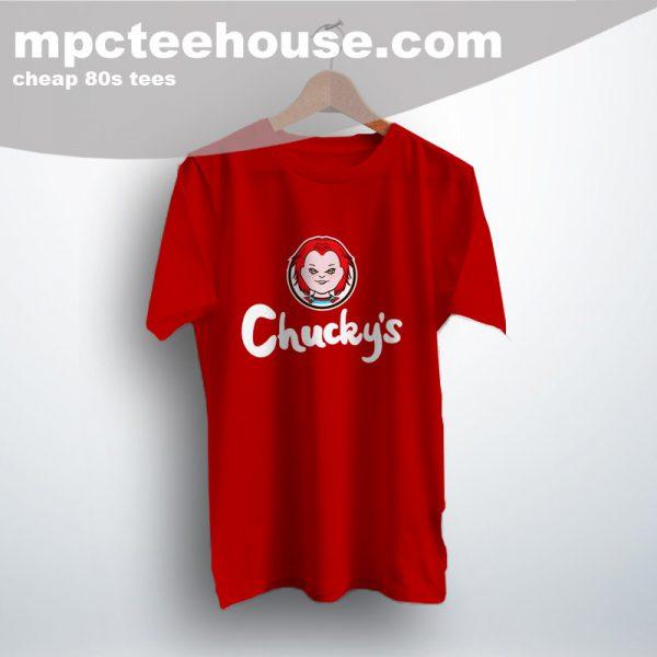 Chucky Child Play 80s Movie T Shirt