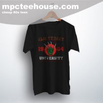Elm Street University Alumni 80s T shirt
