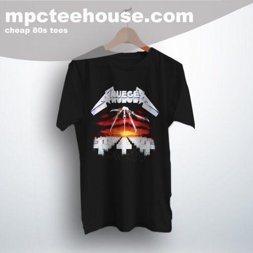Freddy Krueger Funeral 80s Horror Movie T Shirt