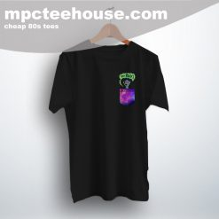 Rick And Morty Pocket Tee Shirt