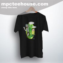 We're On Shirt Rick Morty Quote Tee Shirt