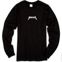 Yeezus Logo Type Long Sleeve