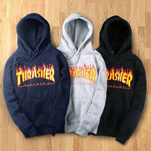Thrasher Skateboard Hoodie