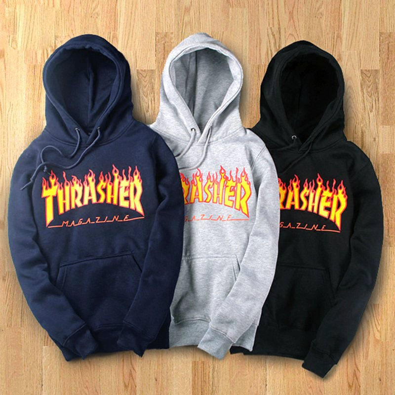 New Thrasher Skateboard Hoodie For Mens and Womens - Mpcteehouse 3456ecc50