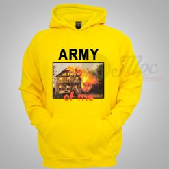 Army Of Me Cool Unisex Custom Hoodie