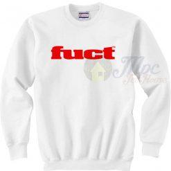 Fuct Vintage Skateboard Sweatshirt