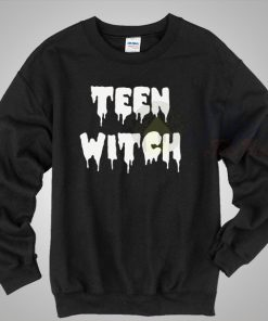 Teen Witch Vintage Unisex Sweatshirt