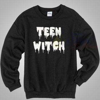 Teen Witch Vintage Unisex Sweatshirt