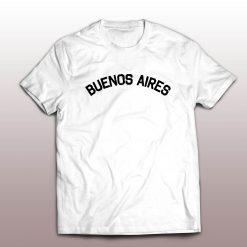 Buenos Aries Unisex Graphic T Shirt
