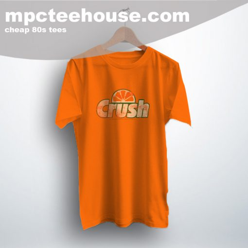 Cheap Crush Orange Juice Vintage T Shirt