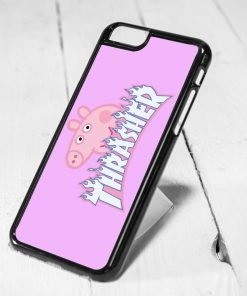 Peppa Pig X Thrasher Phone Case iPhone 7, iPhone 6, iPhone 5 And Samsung