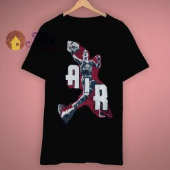 Beauty The Age Cheap Nike x Vintage Jordan Bigprint T Shirt