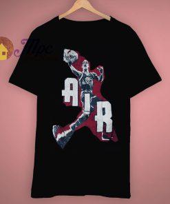 Beauty The Age Cheap Nike x Vintage Jordan Bigprint T Shirt