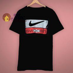 Big Logo Vintage Swoosh T Shirt