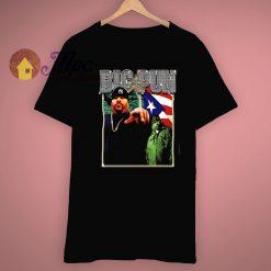 Big Pun Hiphop Inspired Vintage T Shirt